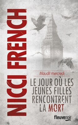 Book Maudit mercredi by Nicci French