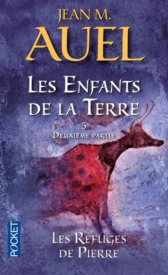 Book ENFANTS TERRE T5 2E PART.-REFUGES..-NE by Jean M. Auel