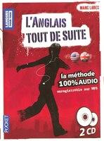ANGLAIS TOUT DE SUITE 2CD AUDIO