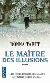 Le maître des illusions by Donna Tartt