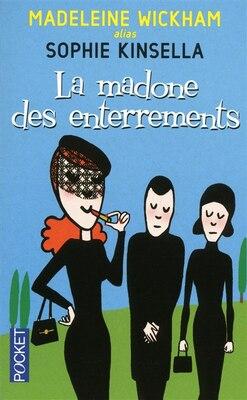 Book MADONE DES ENTERREMENTS -LA -NE by Madeleine Wickham
