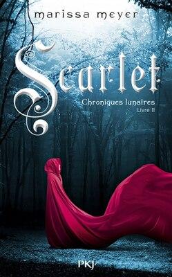 Book Scarlet by Marissa Meyer