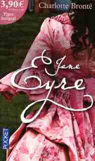 JANE EYRE (3,90 EUROS) de Charlotte Brontë