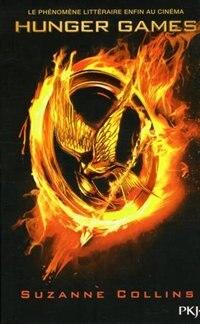 Hunger Games tome 1 affiche du film de Suzanne Collins