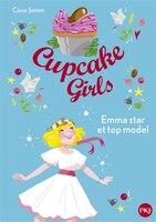 Cupcake girls 11 Emma star et top model