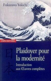 Plaidoyer pour la modernité