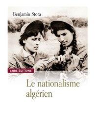 Nationalisme algérien avant 1954 (La)