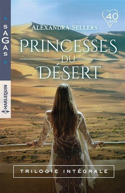 PRINCESSES DU DESERT INT. by Alexandra Sellers