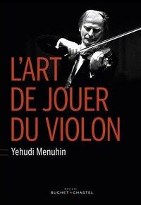 L'art de jouer du violon