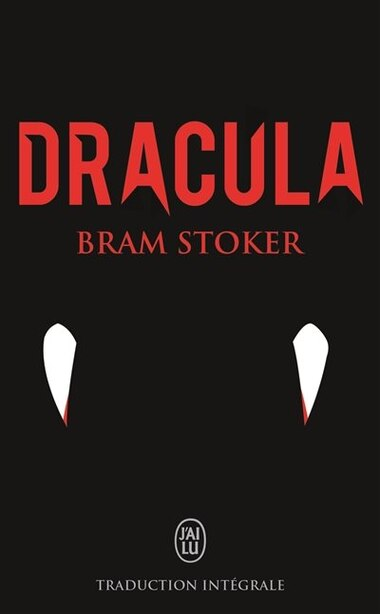 Dracula nouvelle traduction by Bram Stoker