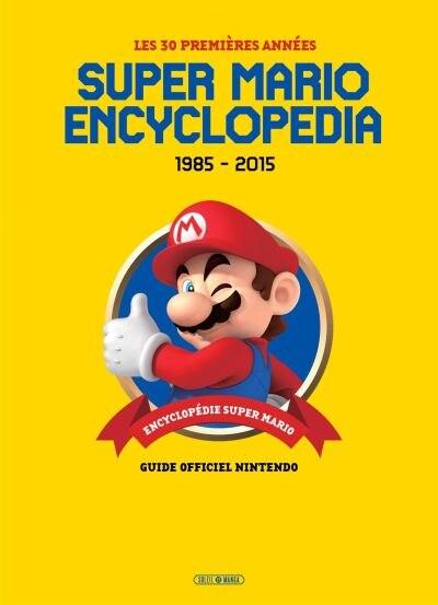Super Mario Encyclopedia Super Mario Bros by HINODEYA