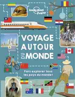 Voyage Autour Du Monde de Malcom Croft