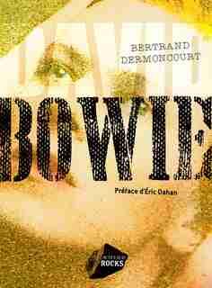David Bowie by Bertrand Dermoncourt