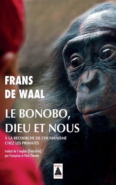 Le bonobo, Dieu et vous de Frans De Waal