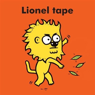 Lionel tape by Éric Veillé