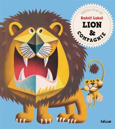 Lion & compagnie Rétro pop-up by Rudolf Lukes