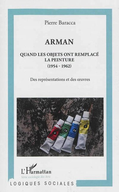 Arman by Pierre Baracca