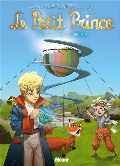 Le Petit Prince 20 La Planète De Coppelius by Bruneau