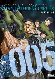 Ghost in the Shell Stand Alone Complex 05 by Masamune Shirow