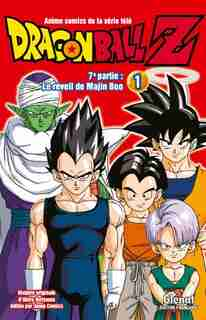 Dragon Ball Z cycle 7 01 by Akira Toriyama