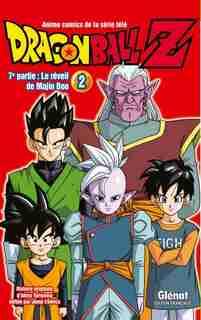 Dragon Ball Z cycle 7 02 by Toriyama