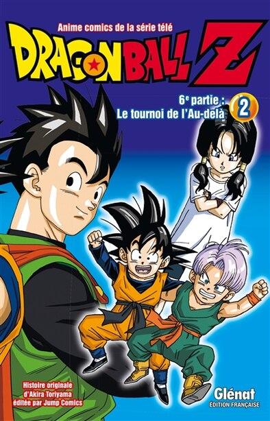 Dragon Ball Z Cycle 6 02 by Toriyama