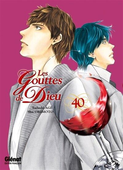 Gouttes de Dieu 40 by Agi