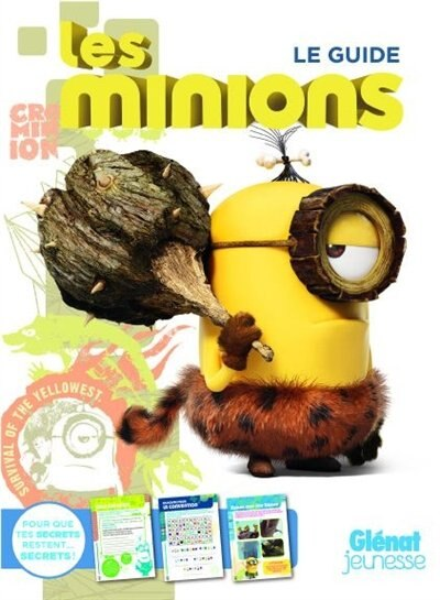 Les minions le guide by COLLECTIF