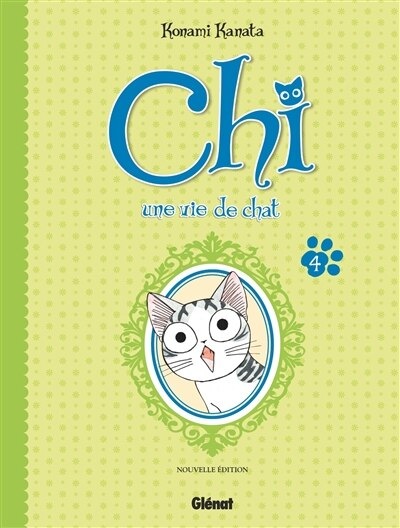 Chi une vie de chat 04 by Konami