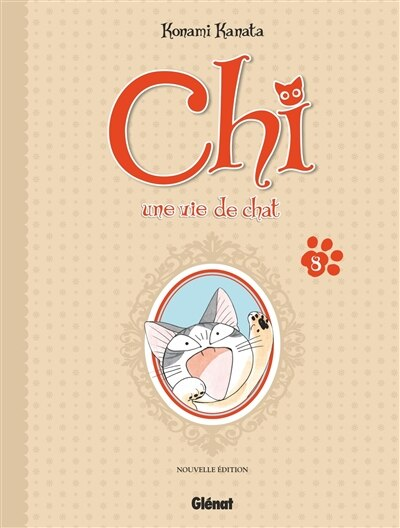 Chi une vie de chat grand format 08 by Kanata