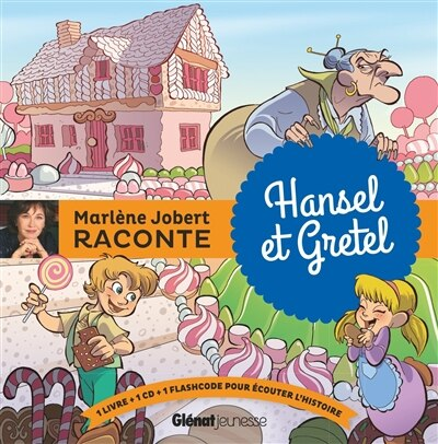 CD Hansel et Gretel by Marlène Jobert