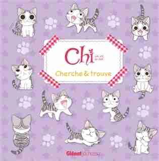 Chi une vie de chat Cherche et trouve by Lacasse