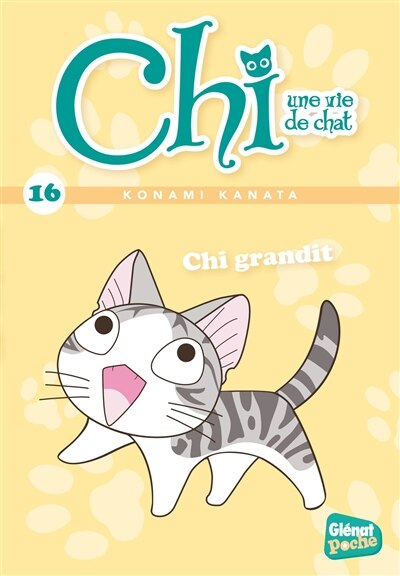 Chi une vie de chat 16 by Kanata