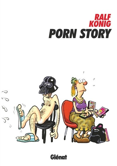 PORN STORY by Ralf Konig