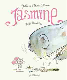 Jasmine et le Proutodino by Bianco