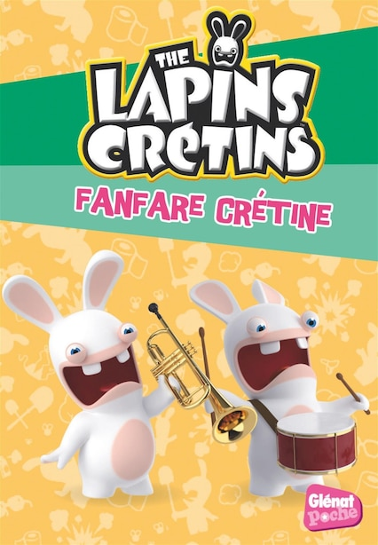 Lapins crétins tome 20 by Ravier