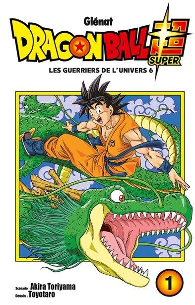 Dragon Ball Super 01 by Akira Toriyama