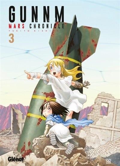 GUNNM MARS CHRONICLE 03 by Yukito Kishiro