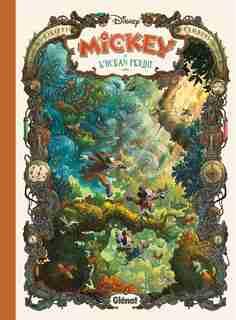 Mickey et l'océan perdu by Filippi