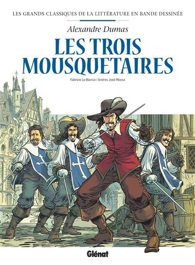 LES TROIS MOUSQUETAIRES EN BD by LO BIANCO FABRIZIO