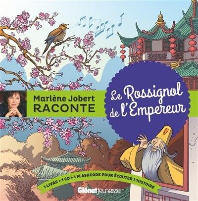 CD Le rossignol de l'empereur by Marlène Jobert