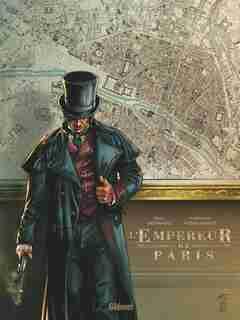 L'EMPEREUR DE PARIS by ERIC BESNARD