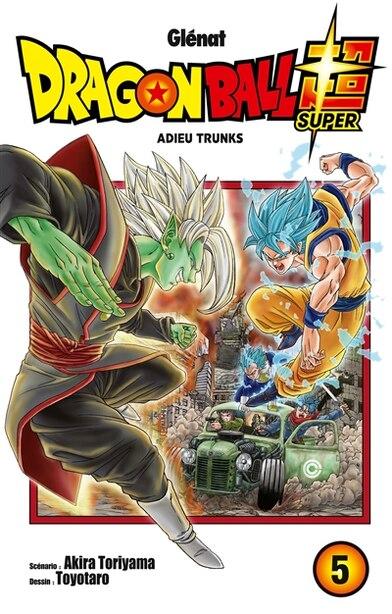 Dragon Ball Super 05 by Akira Toriyama