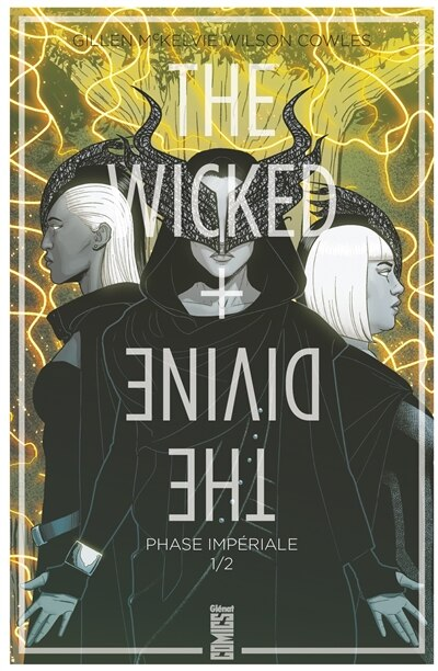 THE WICKED + THE DIVINE TOME 5 PHASE IMPÉRIALE PARTIE 1 by COLLECTIF