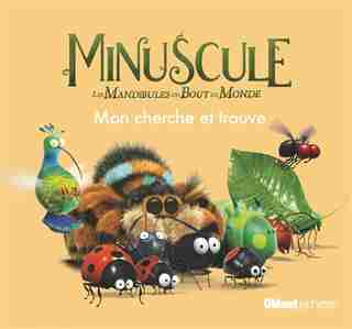 MINUSCULE 2 MON CHERCHE ET TROUVE by MAYA SAENZ