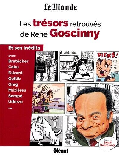 LES TRESORS RETROUVES DE RENE GOSCINNY by René Goscinny