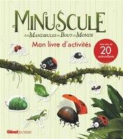 MINUSCULE 2 MON LIVRE D ACTIVITES