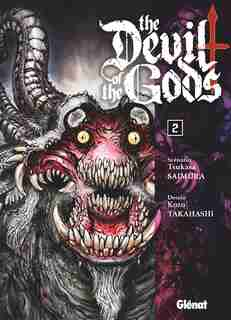 The devil of the gods t02 by Tsukasa Saimura