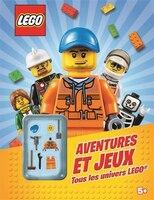 Lego aventures et jeux
