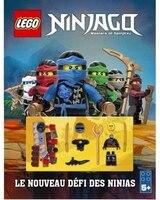 Lego Ninjago le nouveau defi des ninjas